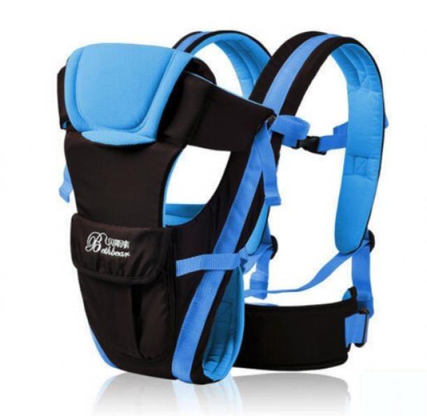 Dětské nosítko - 4 barvy Barva: modrá