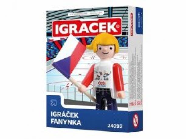 IGRÁČEK: Fanynka I. Hokej (2015)