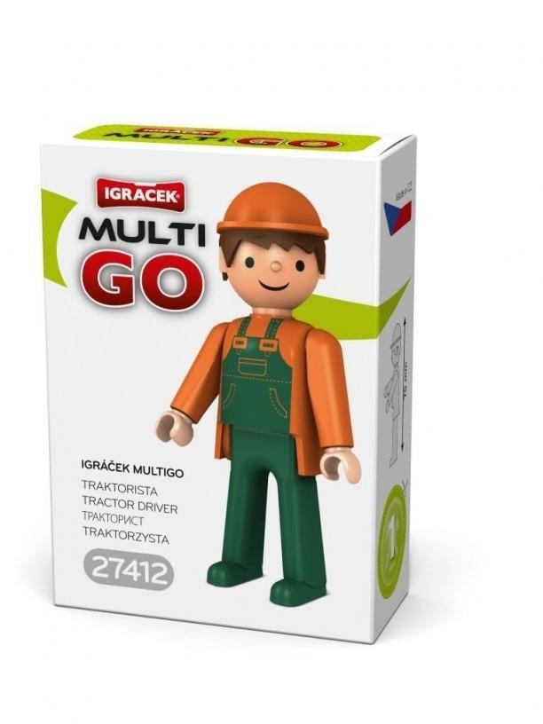 Igráček Multigo - Traktorista