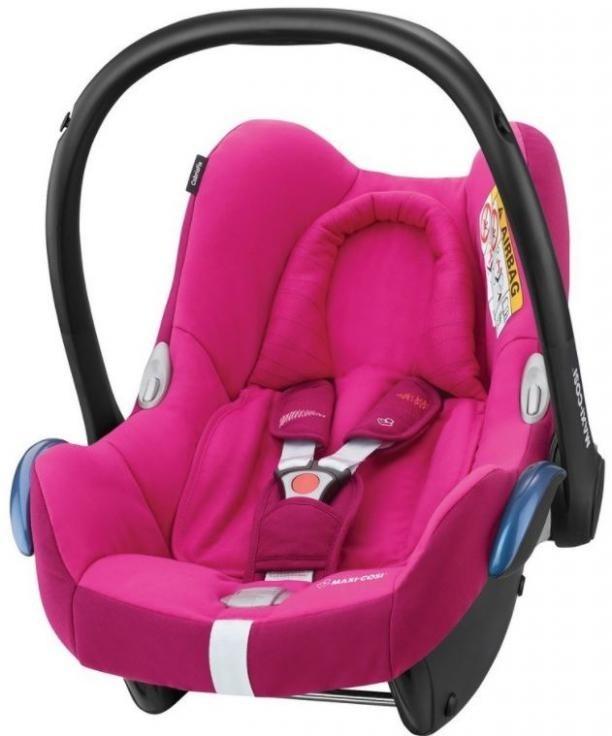 MAXI-COSI Autosedačka CabrioFix (0-13 kg) - Frequency Pink růžová