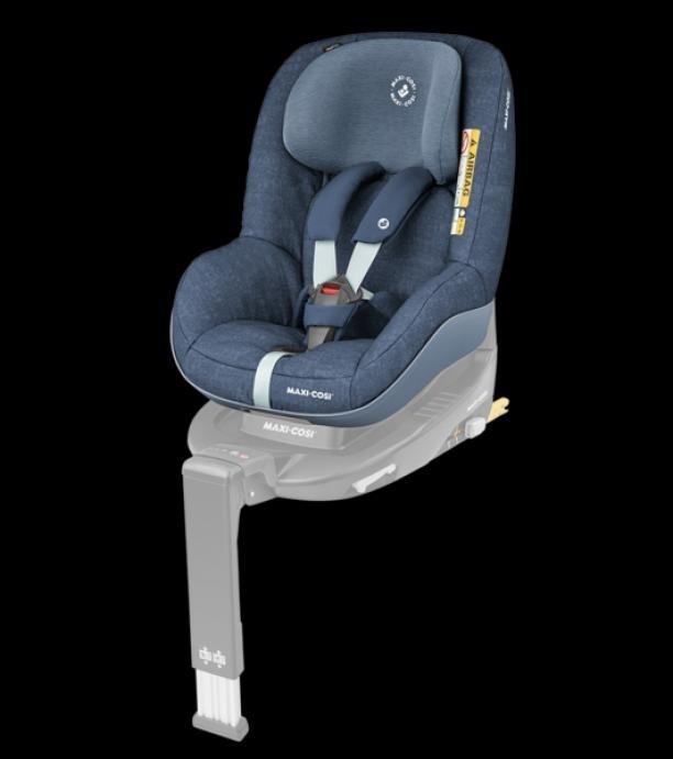MAXI-COSI Autosedačka Pearl Pro i-Size (9-18 kg) - Nomad Blue modrá