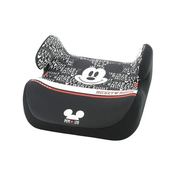 NANIA Topo Comfort autosedačka (15-36 kg) Mickey Star Typo