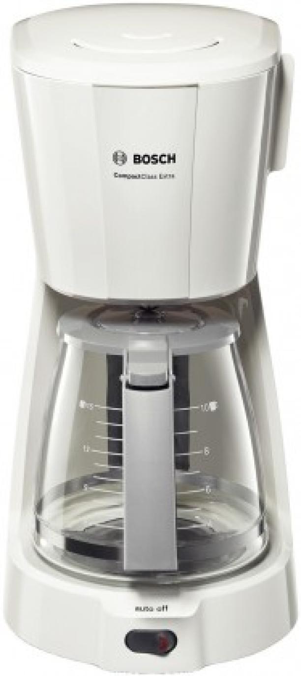 Překapaváč kávy kávovar bosch tka3a031, bílá