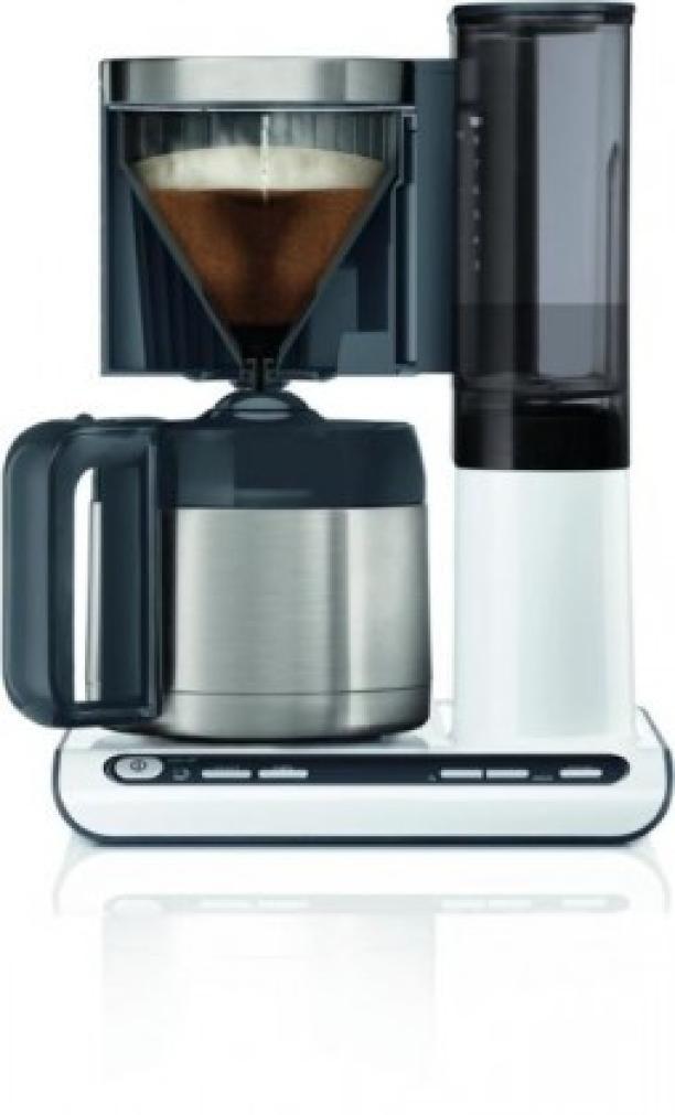 Překapaváč kávy kávovar bosch tka8a681, bílá