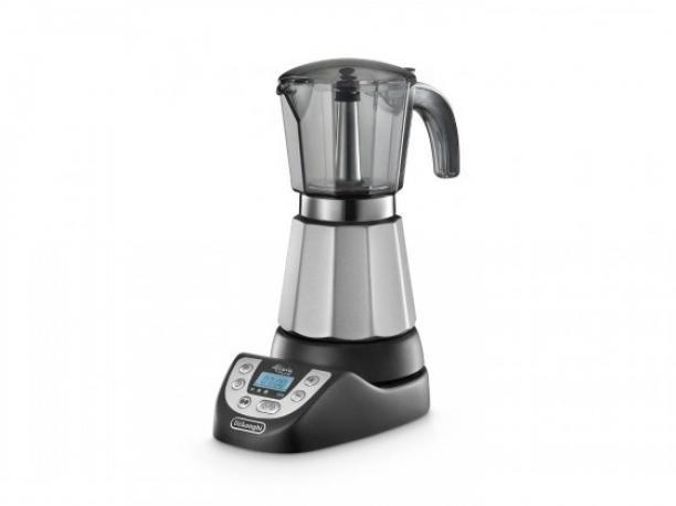 Překapaváč kávy moka konvička delonghi emkp 63.b