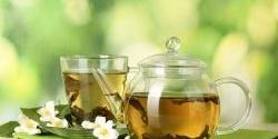 Zelený čaj vás nejen zahřeje