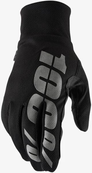 100% Hydromatic Waterproof Glove Black M M