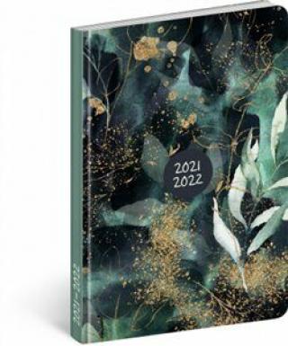 18měsíční diář Petito – Eukalyptus 2021/2022