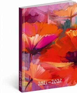 18měsíční diář Petito – Malba 2021/2022