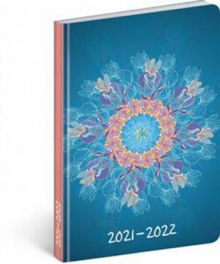18měsíční diář Petito – Mandala 2021/2022