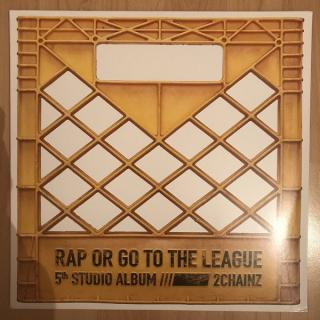 2 Chainz Rap Or Go To The League  Black