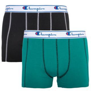2PACK men's boxers Champion multicolored  pánské Neurčeno XL