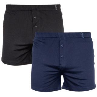 2PACK men's shorts Molva multicolored  pánské Neurčeno XXL