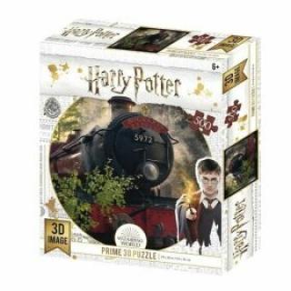 3D PUZZLE HP The Hogwarts Express 500 dílků
