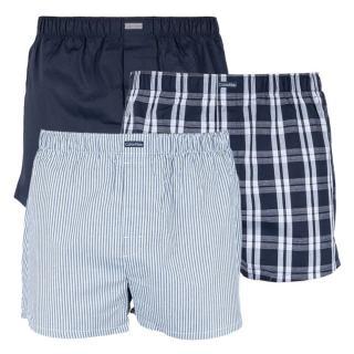 3PACK men´s shorts Calvin Klein classic fit multicolor  pánské Neurčeno L