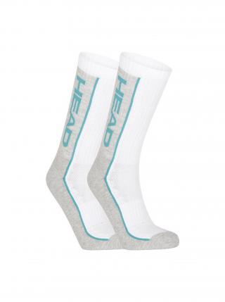 3PACK ponožky HEAD vícebarevné pánské fialová 39-42