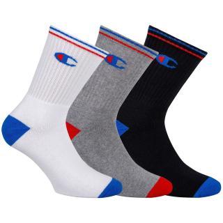 3PACK socks Champion multicolored  dámské Neurčeno L