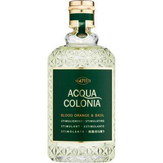 4711 Acqua Colonia Blood Orange & Basil kolínská voda unisex 170 ml 170 ml
