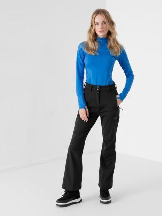 4F - Dámské lyžařské kalhoty membrána 8 000 - černý - Velikost S dámské S