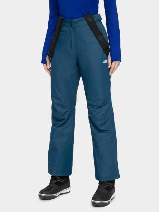 4F - Dámské lyžařské kalhoty - tmavě modrý - Velikost XXL dámské XXL