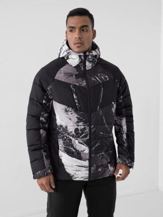 4F - Pánská lyžařská bunda membrána 8 000 - multibarevný - Velikost XXL pánské XXL
