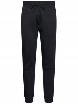 4F Teplákové kalhoty H4L21-SPMD012 Černá Regular Fit pánské S