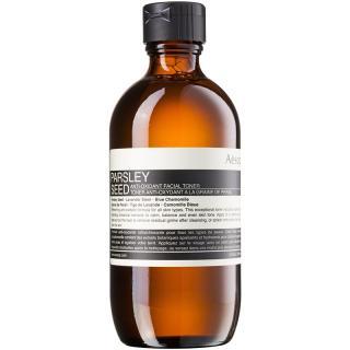 Aēsop Skin Parsley Seed antioxidační tonikum pro všechny typy pleti 200 ml dámské 200 ml
