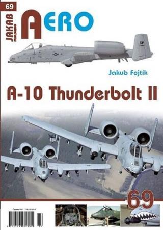 A-10 Thunderbolt II - Fojtík Jakub