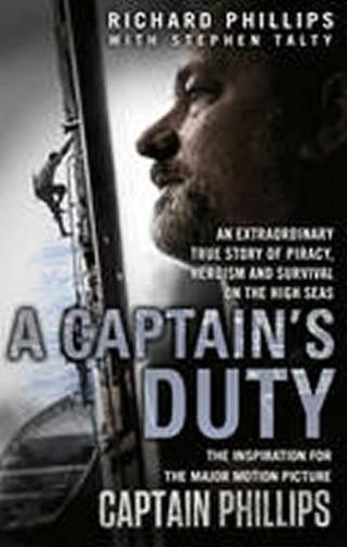 A Captain´s Duty - Phillips Richard, Talty Stephen,
