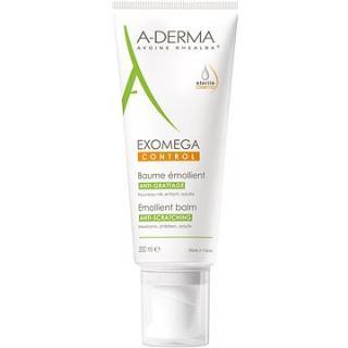 A-DERMA Exomega Control Emolienční balzám pro suchou kůži se sklonem k atopii 200 ml - sterilní kosm