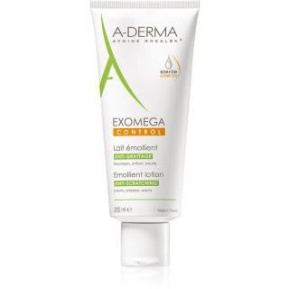 A-Derma Exomega tělové mléko pro velmi suchou citlivou a atopickou pokožku 200 ml dámské 200 ml