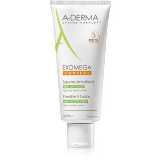 A-Derma Exomega zjemňující tělový balzám pro velmi suchou citlivou a atopickou pokožku 200 ml dámské 200 ml