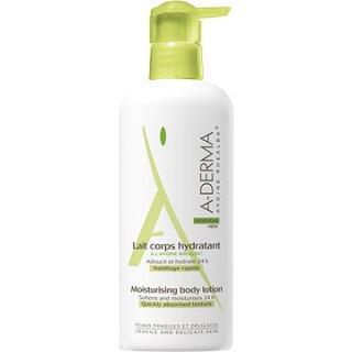 A-DERMA Hydratační tělové  mléko pro citlivou pokožku 400 ml