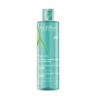 A-DERMA Phys-AC Cleansing Micellar Water 400 ml