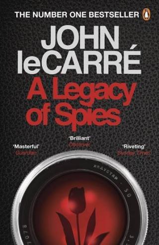 A Legacy of Spies - le Carré John