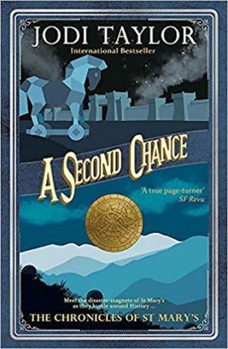 A Second Chance - Taylor Jodi