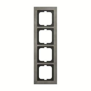 ABB Busch-axcent čtyřrámeček beton 2CKA001754A4798