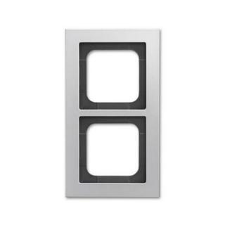 ABB Busch-axcent dvojrámeček titanová 2CKA001754A4694