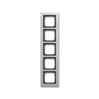 ABB Busch-axcent pětirámeček titanová 2CKA001754A4697
