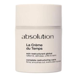 ABSOLUTION - La Crème du Temps - Globální restrukturační péče