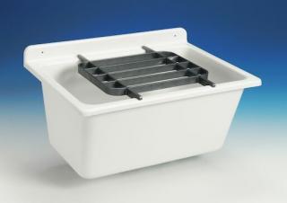 ABU mycí vanička šedá 700704
