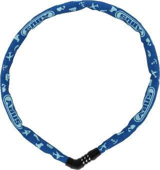 Abus Steel-O-Chain 4804C/75 Blue Symbols