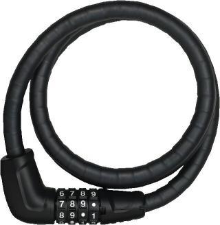 Abus Tresor 6615C/120/15 Black SCLL