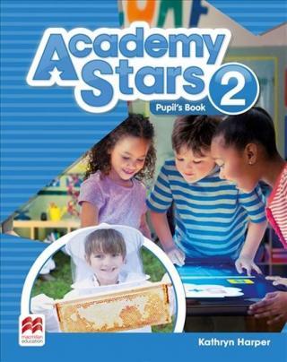 Academy Stars 2: Pupil s Book Pack - Harper Kathryn