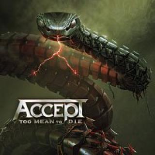 Accept – Too Mean to Die  CD LP