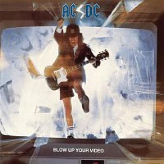 AC/DC – Blow Up Your Video LP