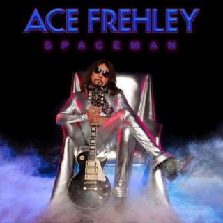Ace Frehley Spaceman  Black