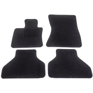 ACI textilní koberce pro BMW X5, 07-  černé
