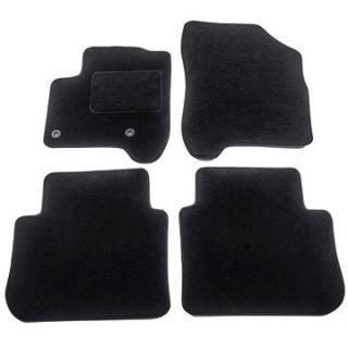 ACI textilní koberce pro CITROEN C3 Picasso 09-  černé