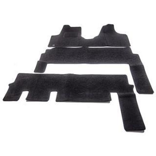 ACI textilní koberce pro FIAT Scudo 07-  černé